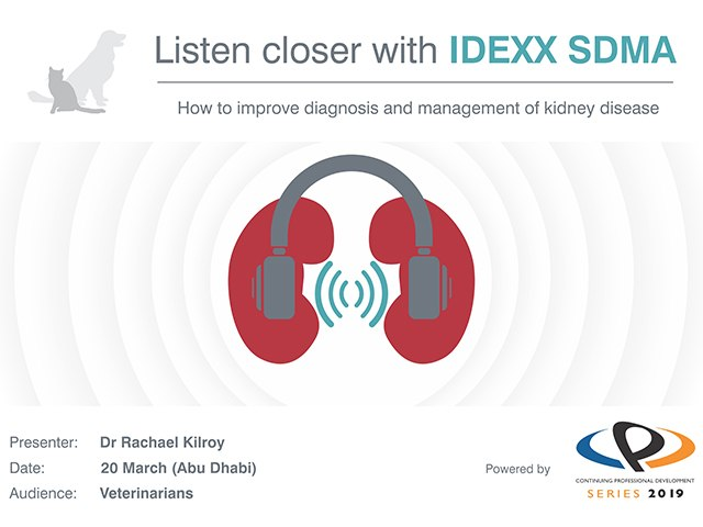How to improve diagnosis and management of kidney disease- ( Abu Dhabi)
