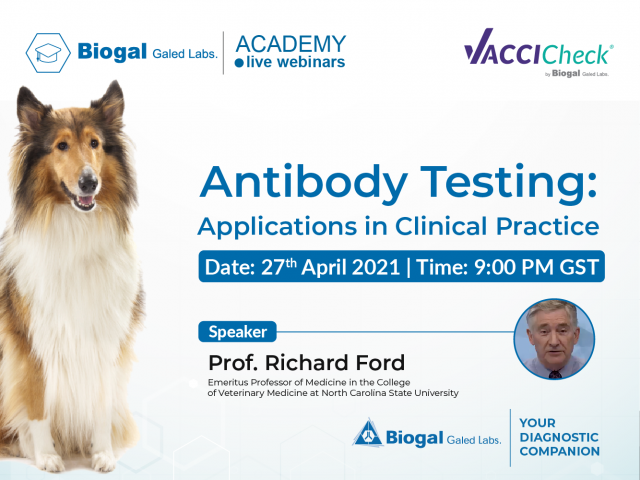 Antibody Testing: Applications in Clinical Practice