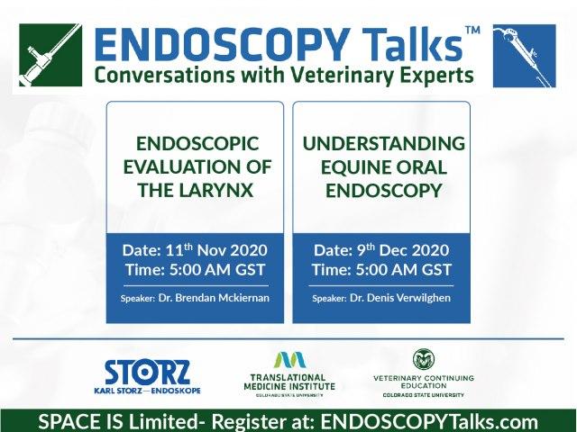 The ENDOSCOPY Talks™ series - Karl Storz Webinar