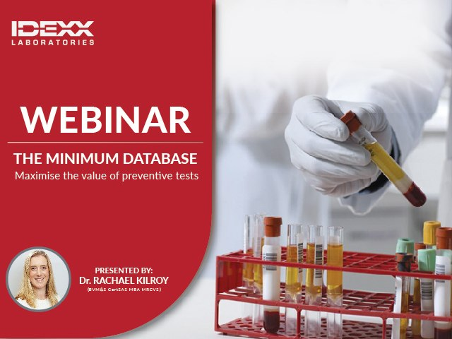 Minimum Database -Maximise the value of preventive tests