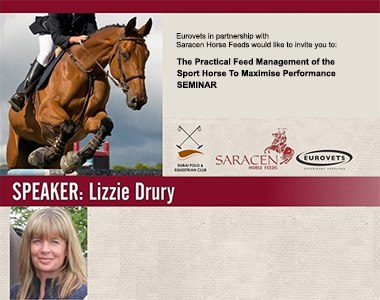 The Practical Feed Management of the Sports Horse To Maximise Performance.