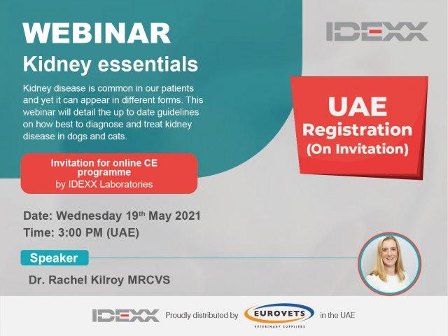 Kidney Essentials - Webinar (UAE)