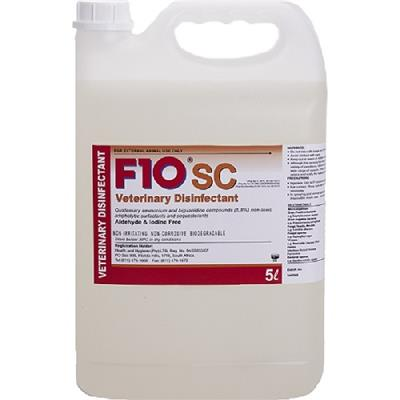 F10 SC Veterinary Disinfectant